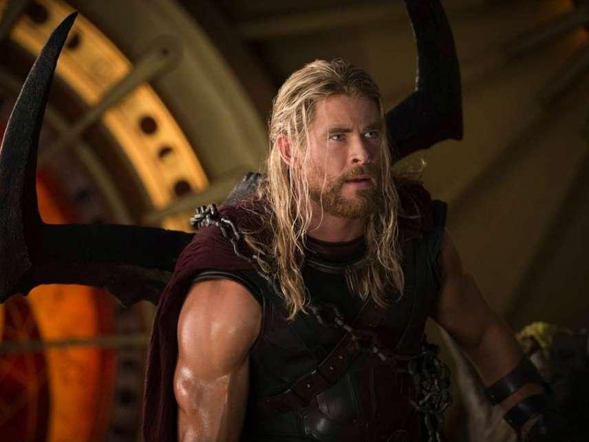 Movie Reviews — Thor: Ragnarok and Lady Bird – Reason com