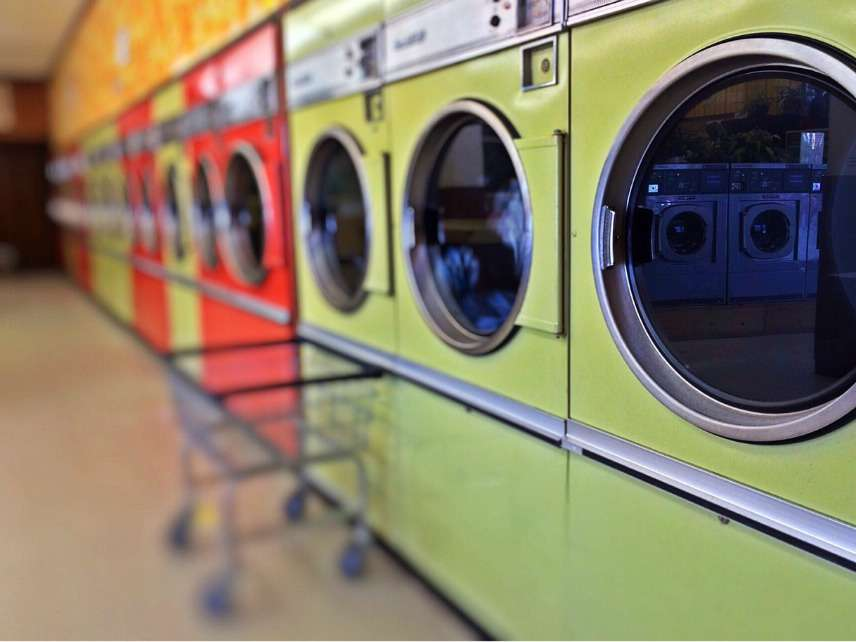Laundromat Appliance Washer Laundry Washing