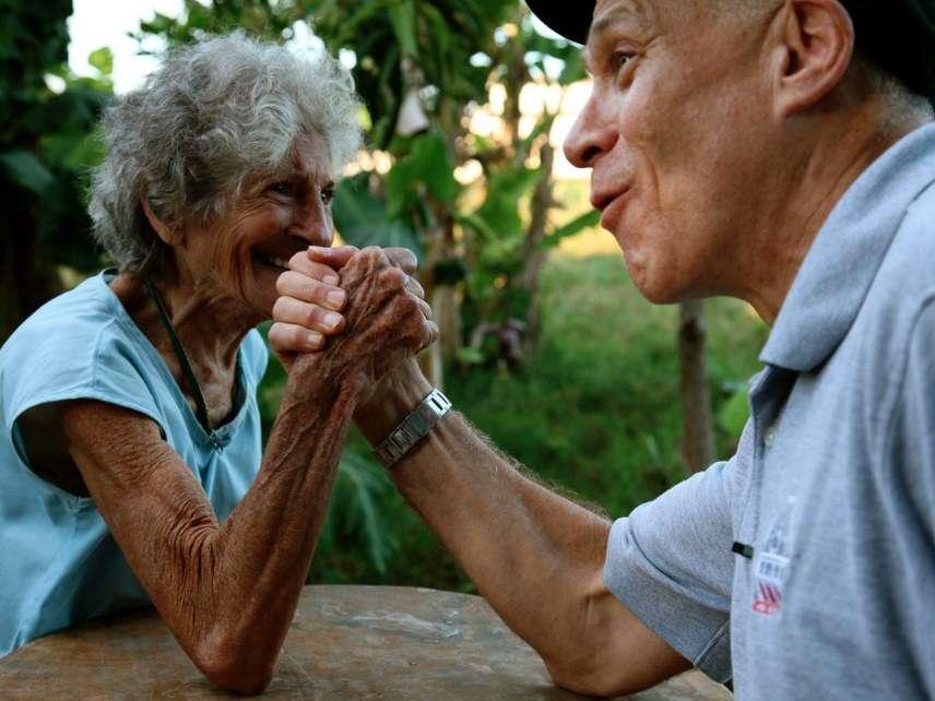 'Cuba and the Cameraman'