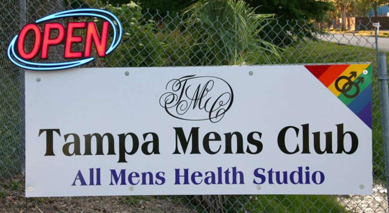Gay sex v Tampě