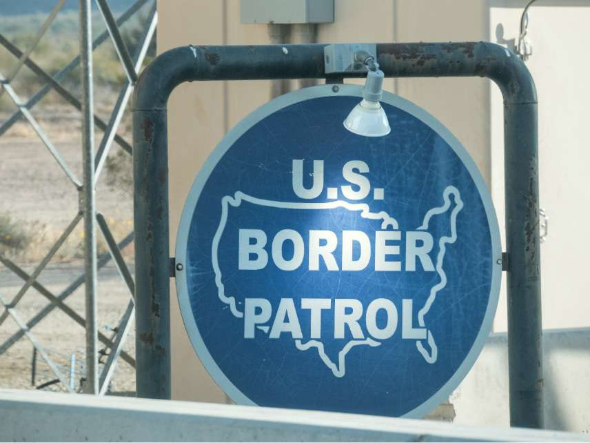 Border Patrol Destroys Humanitarian Aid in the Arizona Desert