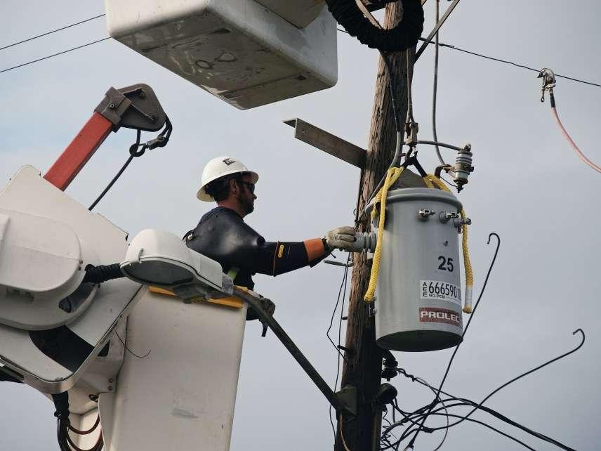 Puerto Rico repairs