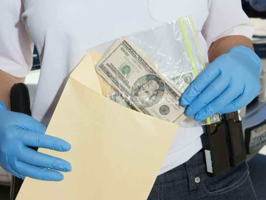 cash forfeiture