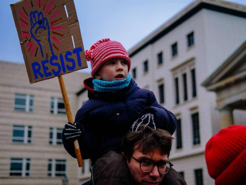 Resist Kid