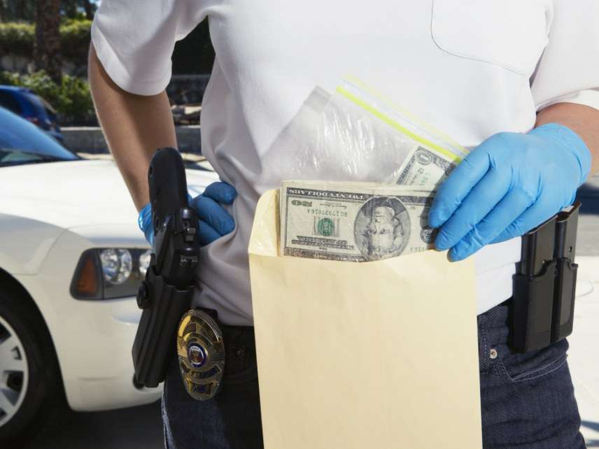 Police forfeiture