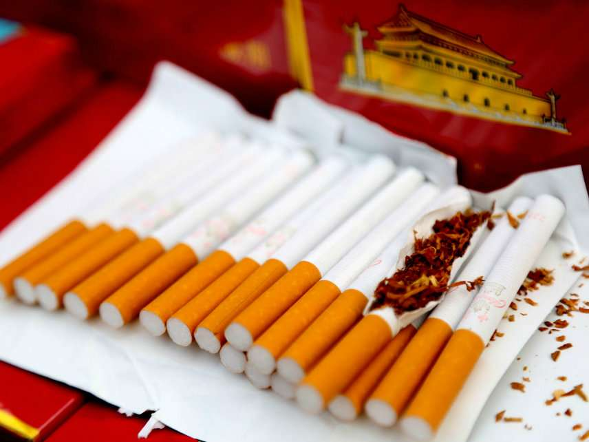 FDA's Low-Nicotine Cigarette Scheme Is an Invitation to Black Market