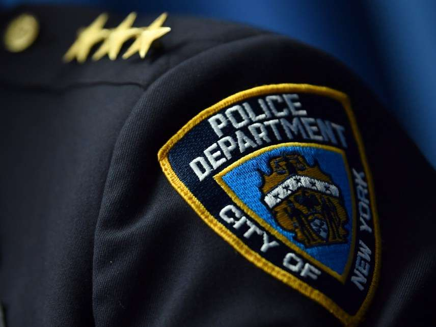 BuzzFeed Is Publishing NYPD Disciplinary Records, and That's