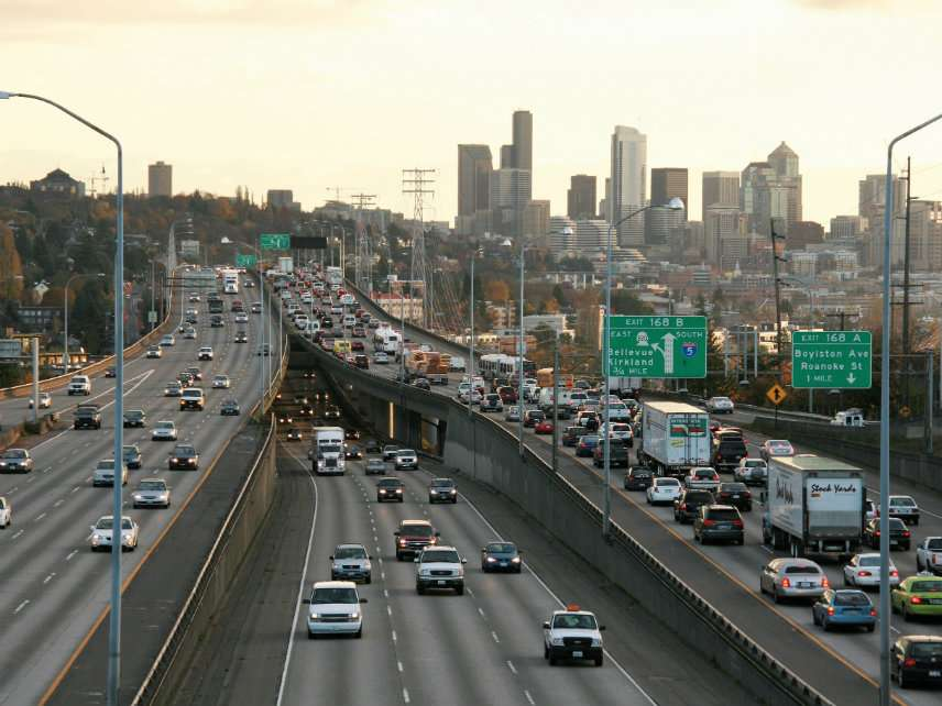 Seattle traffic