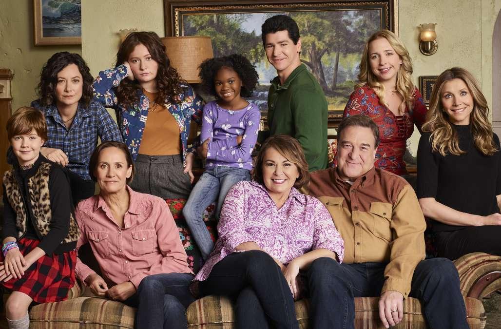 'Roseanne' cast