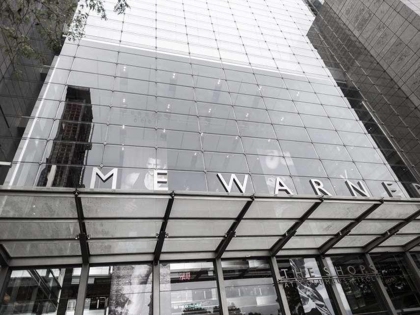 Time Warner office