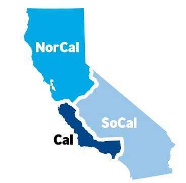 Cal 3 map