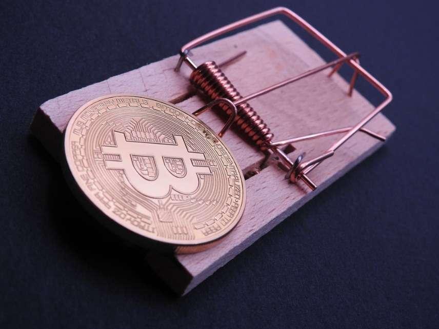 Bitcoin trap
