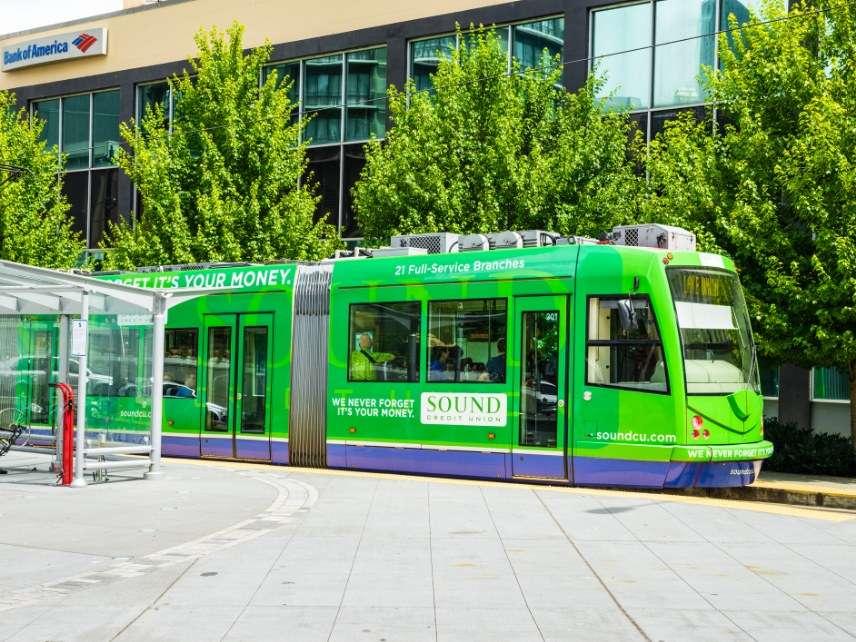 Seattle streetcar