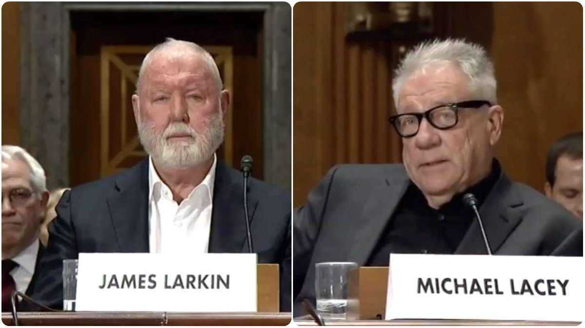 Backpage.com Founders Michael Lacey and James Larkin Were Accused of Sex Trafficking by the Senate. Now They Tell Their Story: Reason Roundup - Reason.comBackpage.com Founders Michael Lacey and James Larkin Were Accused of Sex Trafficking by the Senate. Now They Tell Their Story: Reason Roundup - 웹