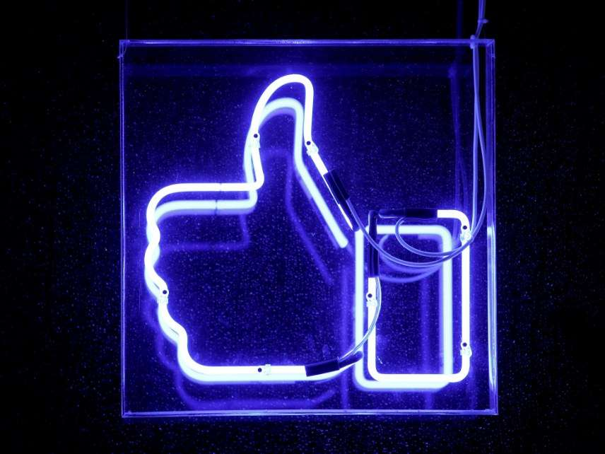 Facebook 'like'