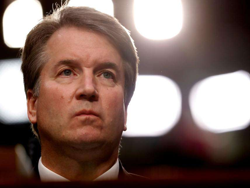 From A Due Process Perspective The Brett Kavanaugh