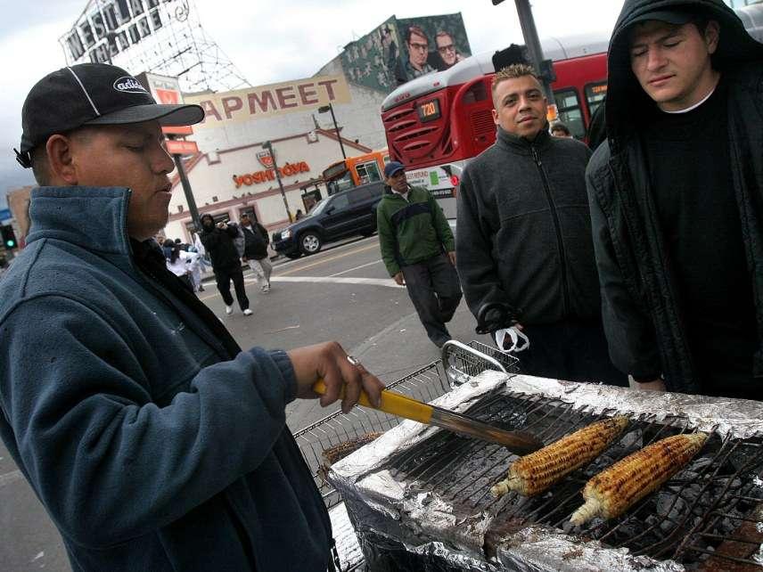L.A. street vendors