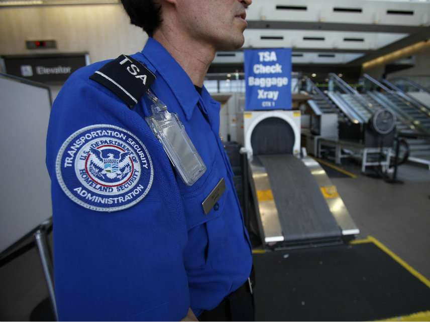 Working for TSA Is Only Thing Worse Than Being Searched by