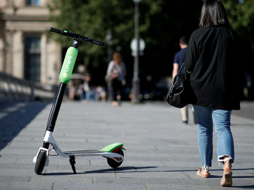 San Francisco Is About To Let Electric Scooters Back On The