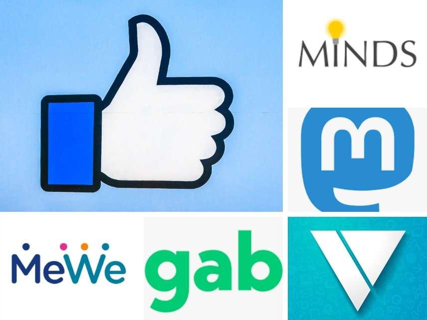 Ready to Get Off Facebook? Reason Reviews 5 Alternative Social