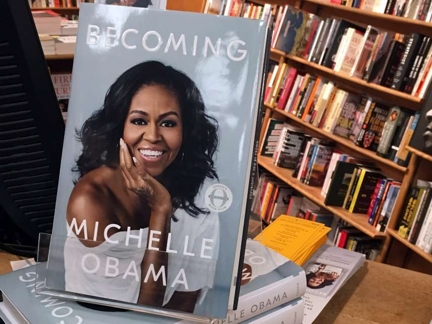 Michelle Obama Felt 'the Shadow of Affirmative Action' as