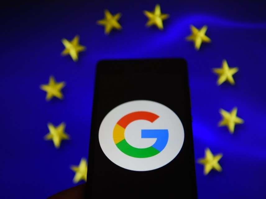 Google and European Union