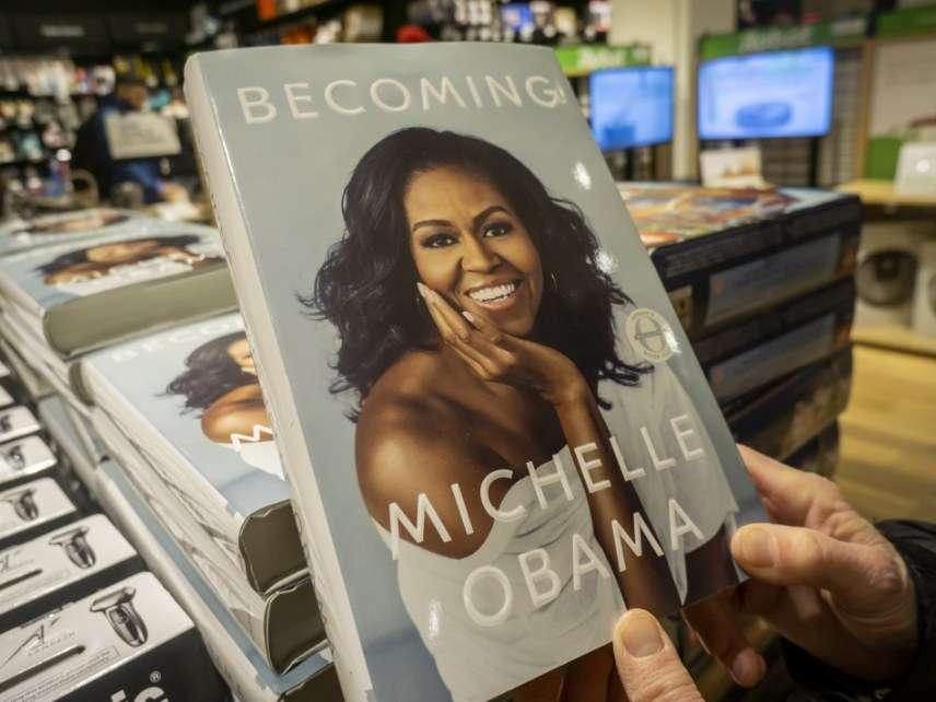 Michelle Obama's book