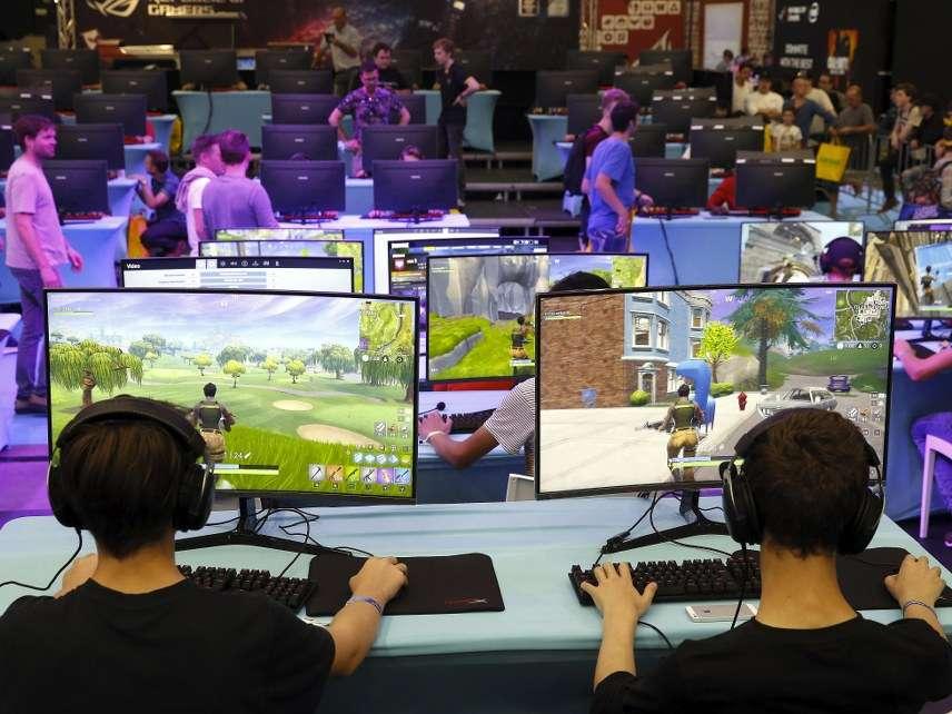 'Fortnite' players