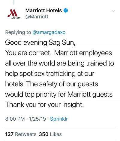 Are You a Woman Traveling Alone? Marriott Might Be Watching