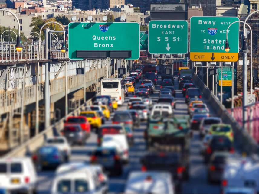 American Commuters Lose 97 Hours, $87 Billion to Traffic