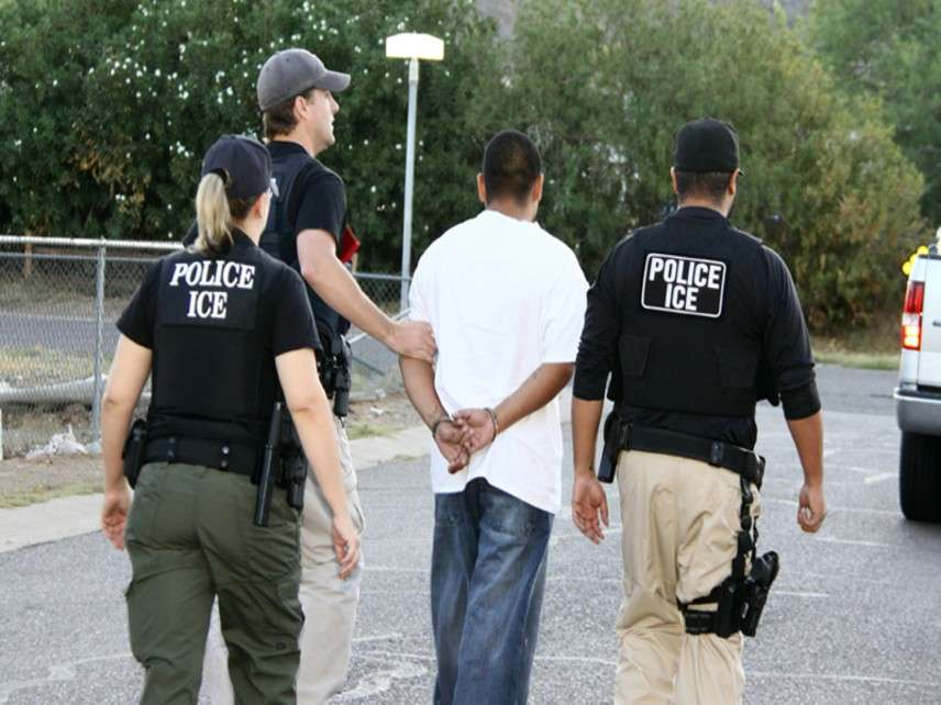 ICE Tracking Immigrants with Huge License Plate Database – Reason com