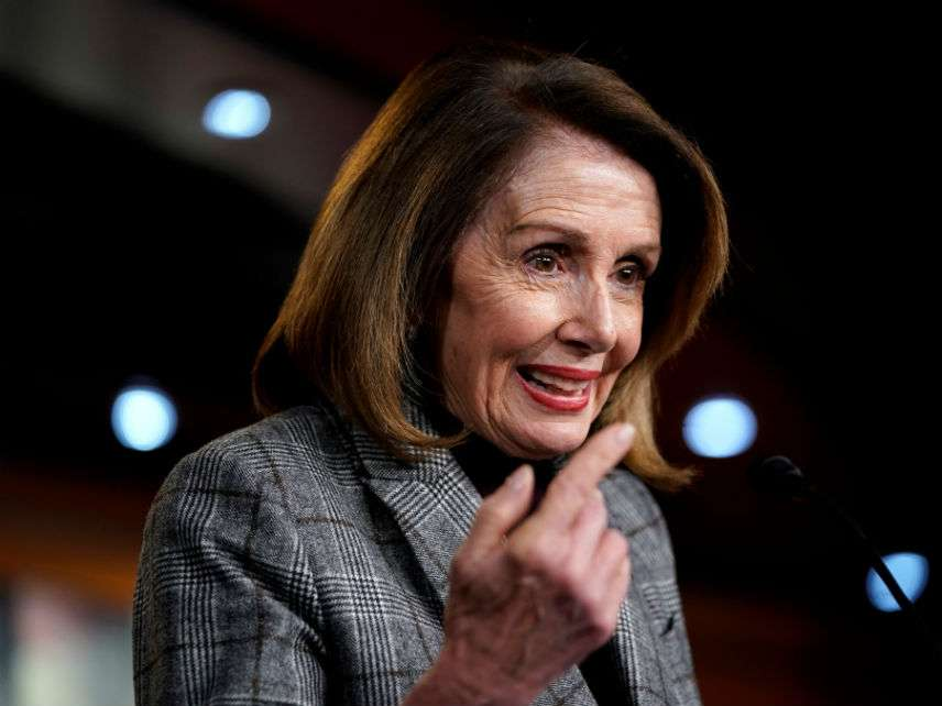 Strange New Respect for…Nancy Pelosi?: Podcast – Reason.com