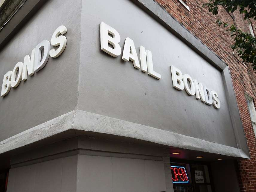 Bail sign
