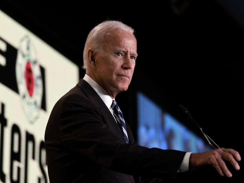 Joe Biden Is Probably Running for President  He's Got a Lot of