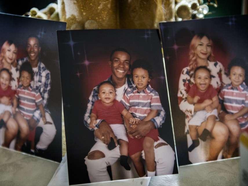 Stephon Clark family