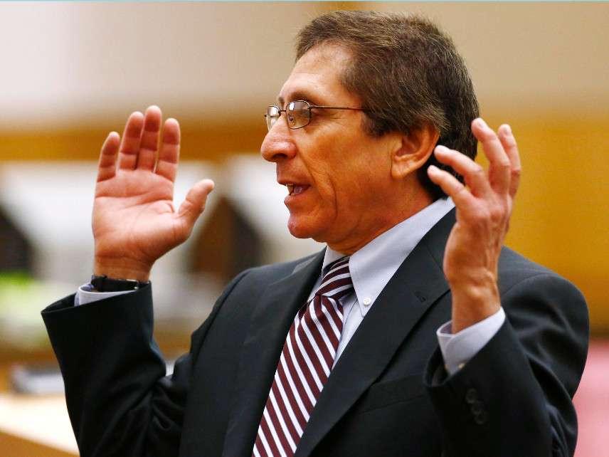 Controversial Arizona Prosecutor Juan Martinez May Finally