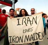iranmaiden