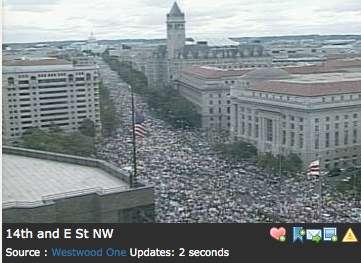 Thousands. Hundreds, too.