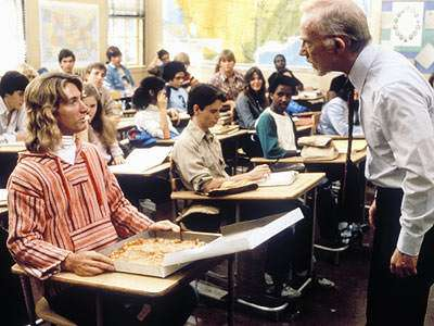 Not New York but Mr. Hand is still the man. And Fast Times is still Sean Penn's best work.