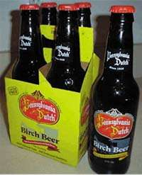 Drink Pennsylvania Dutch Birch Beer for your health.