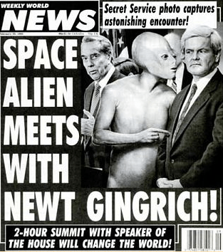 Newt could only clear 2 hours on his schedule?
