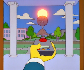 Mr. Burns, the Simpsons, block out the sun, unfair trade practices