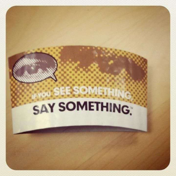 """Ten Years of """"If You See Something, Say Something"""" – Reason com"""