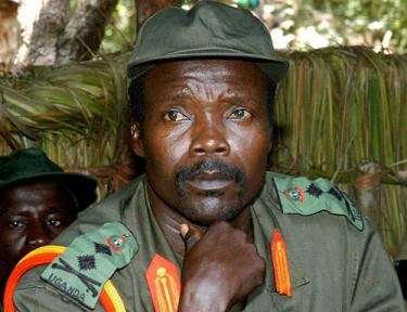 Joseph Kony, LRA Uganda