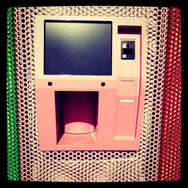Cupcake ATM, LA Sprinkles