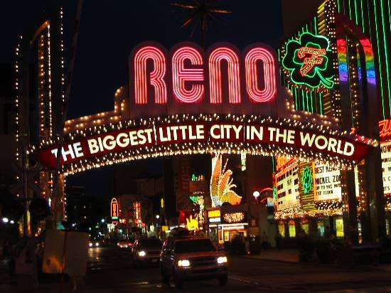 Baby's in Reno with the Vitamin D