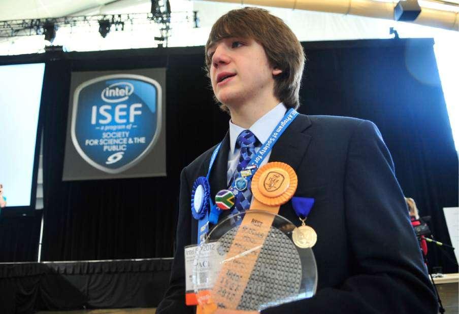 Hats off to Jack Andraka ISEF winner
