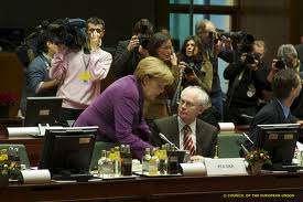 Merkel and Van Rompuy