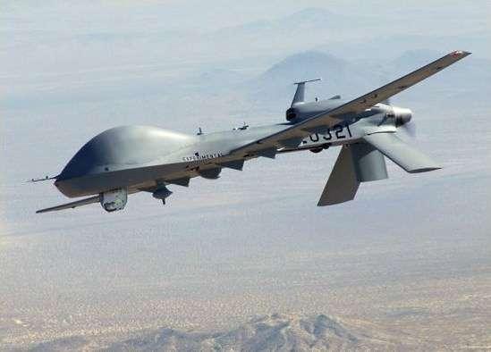 Grey Eagle Drone