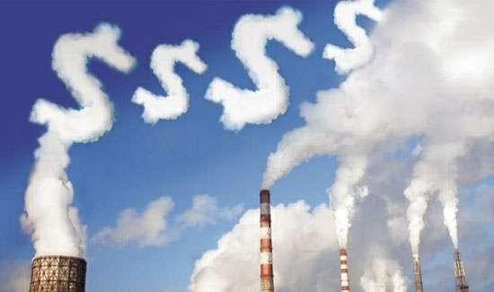 If emissions result in property damage, who should pay?